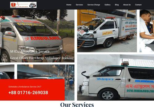 ambulanceall.com
