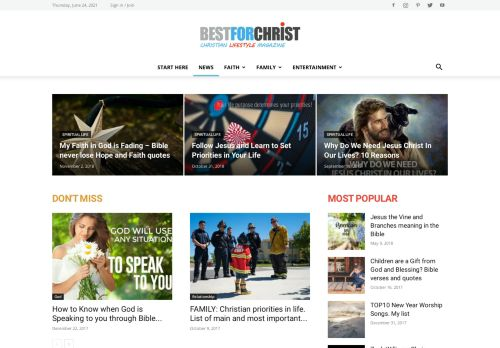 bestforchrist.com