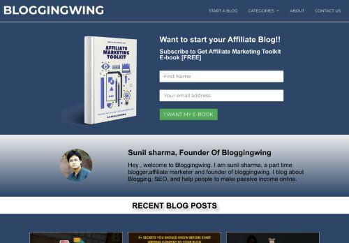 bloggingwing.com