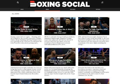 boxing-social.com