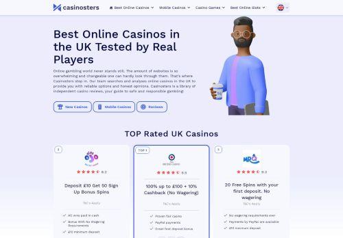 casinosters.com