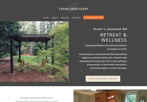 cedarsanctuary.net