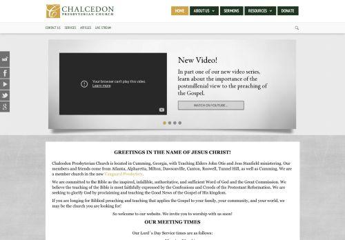 chalcedon.org