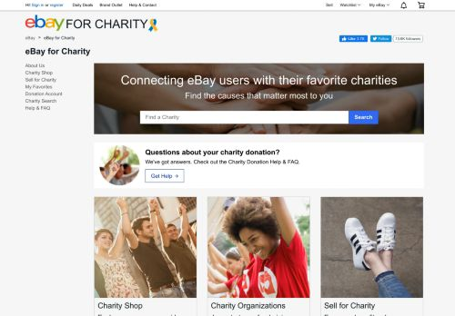 charity.ebay.com