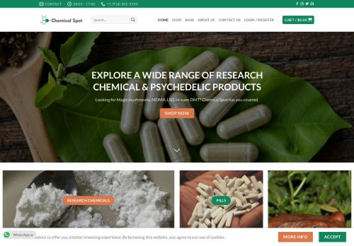 chemicalspot.com