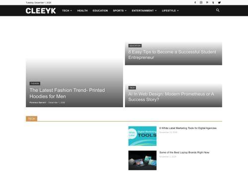 cleeyk.com