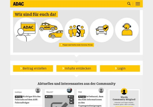 community.adac.de