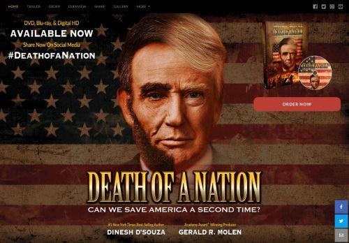 deathofanationmovie.com