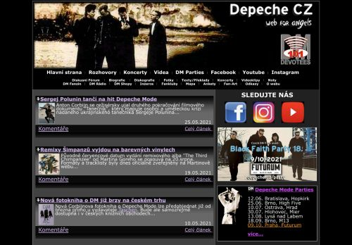 depeche.cz