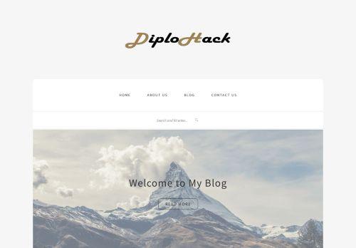 diplohack.org