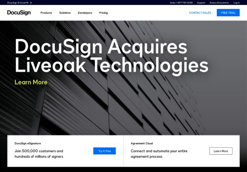 docusign.com