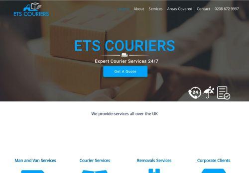 etscouriers.com