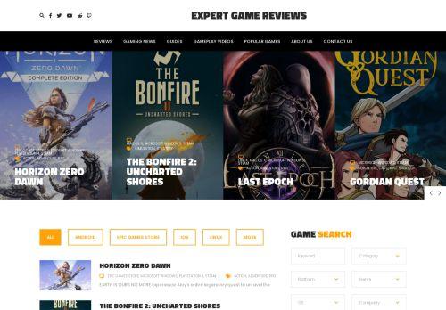 expertgamereviews.com