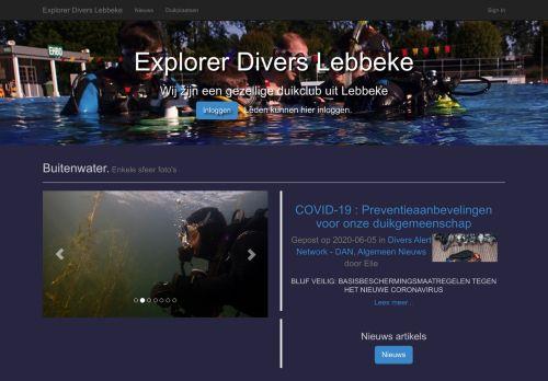 explorerdivers.be
