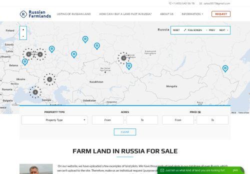 farmlands-agency.com
