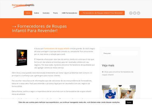 fornecedoresinfantil.com.br