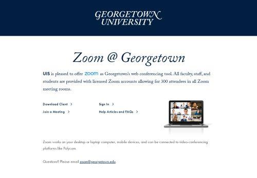 georgetown.zoom.us