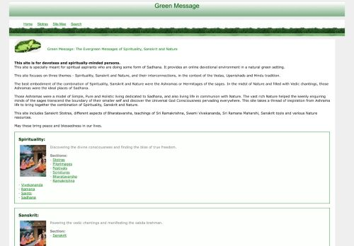 greenmesg.org