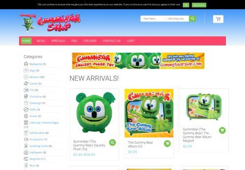 gummybearshop.com