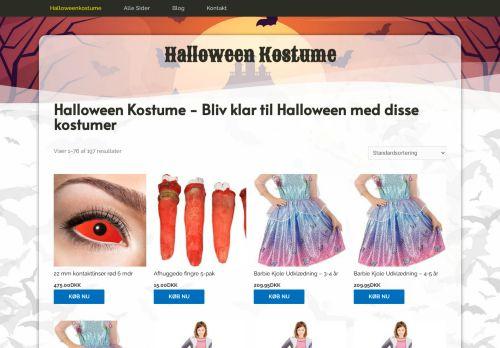 halloweenkostume.dk