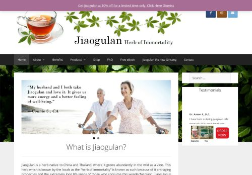 immortalityherb.com
