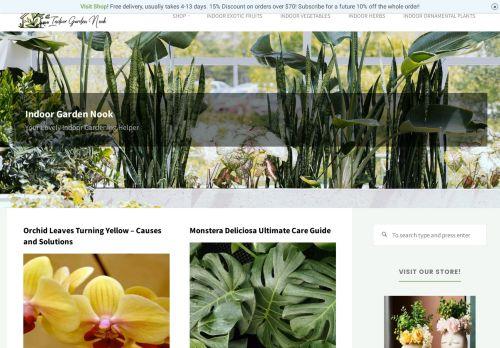 indoorgardenook.com
