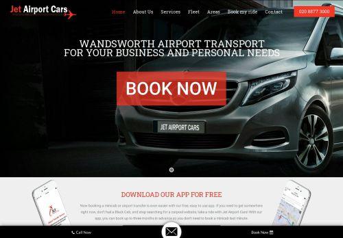 jetairportcars.com