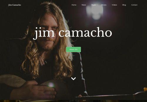 jimcamacho.com