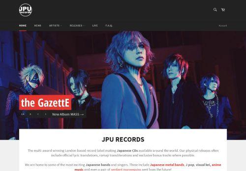 jpurecords.com