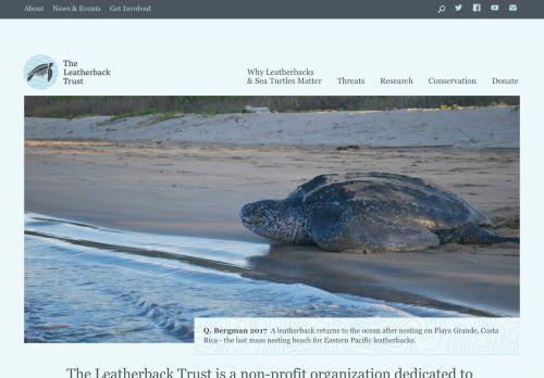 leatherback.org