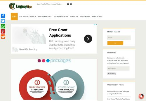 legacytips.com