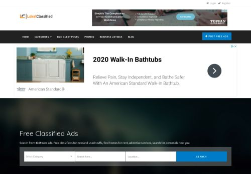 lokalclassified.com