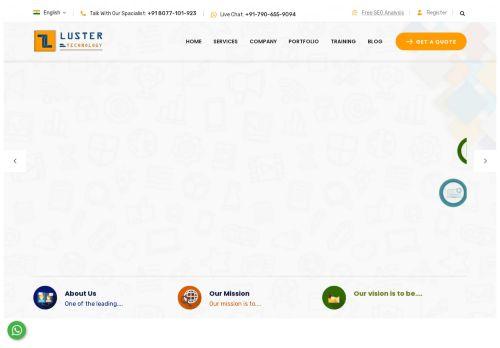 lustertechnology.com
