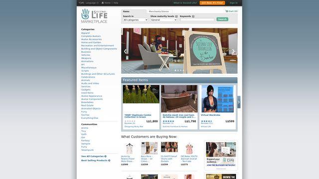 marketplace.secondlife.com