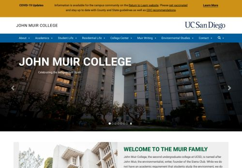 muir.ucsd.edu