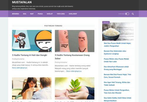mustafalan.com