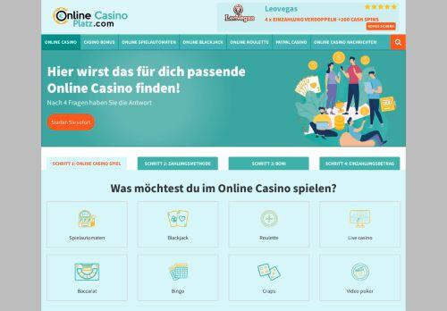 onlinecasinoplatz.com