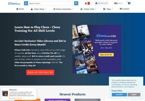 onlinechesslessons.net
