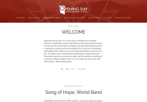 openingday.com