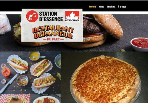 restaurantdepanneurduparc.com