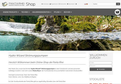 shop.panta-rhei-aquatics.com