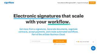 signnow.com