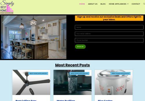 simplybesthome.com