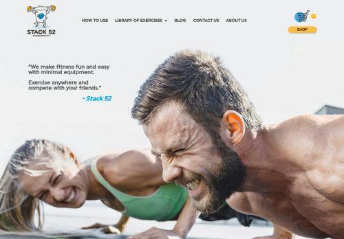 strength.stack52.com