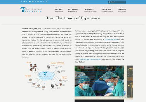 thaimedicalvacation.com