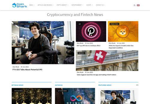 thecoinshark.net