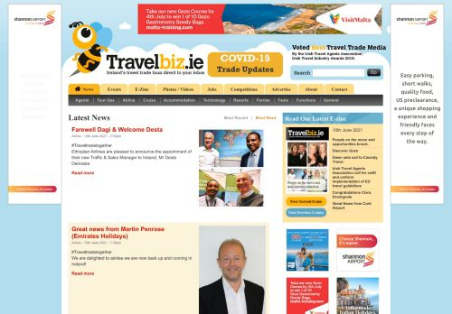 travelbiz.ie