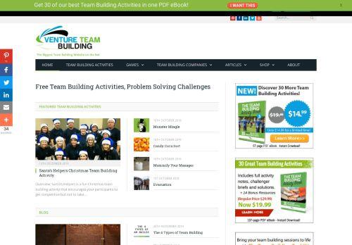 ventureteambuilding.co.uk