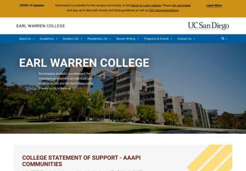 warren.ucsd.edu
