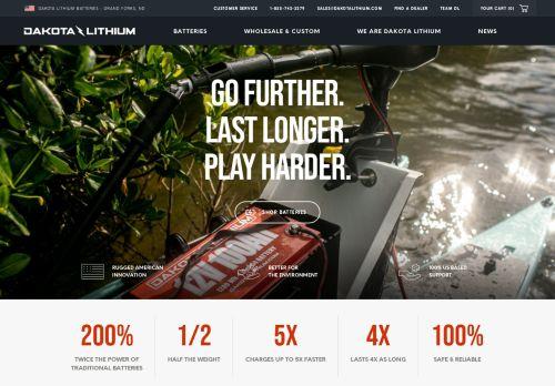 dakotalithium.com